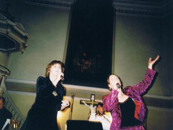 kathy in HD 2003