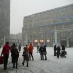 Köln im schnee