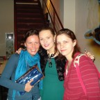 29.01.2011 Remscheid ~ Kultshock ~ Sandy, Patricia & Kathi