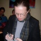 bei meinem Autogramm!!